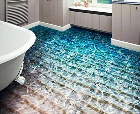What is 3D epoxy flooring?