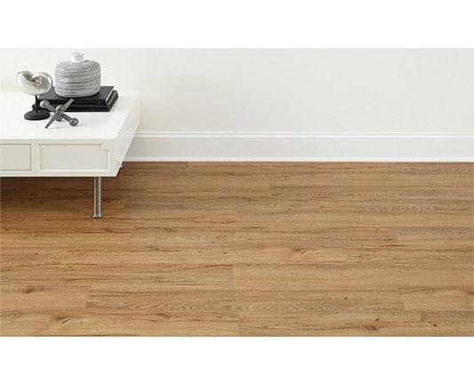 Foam vinyl flooring